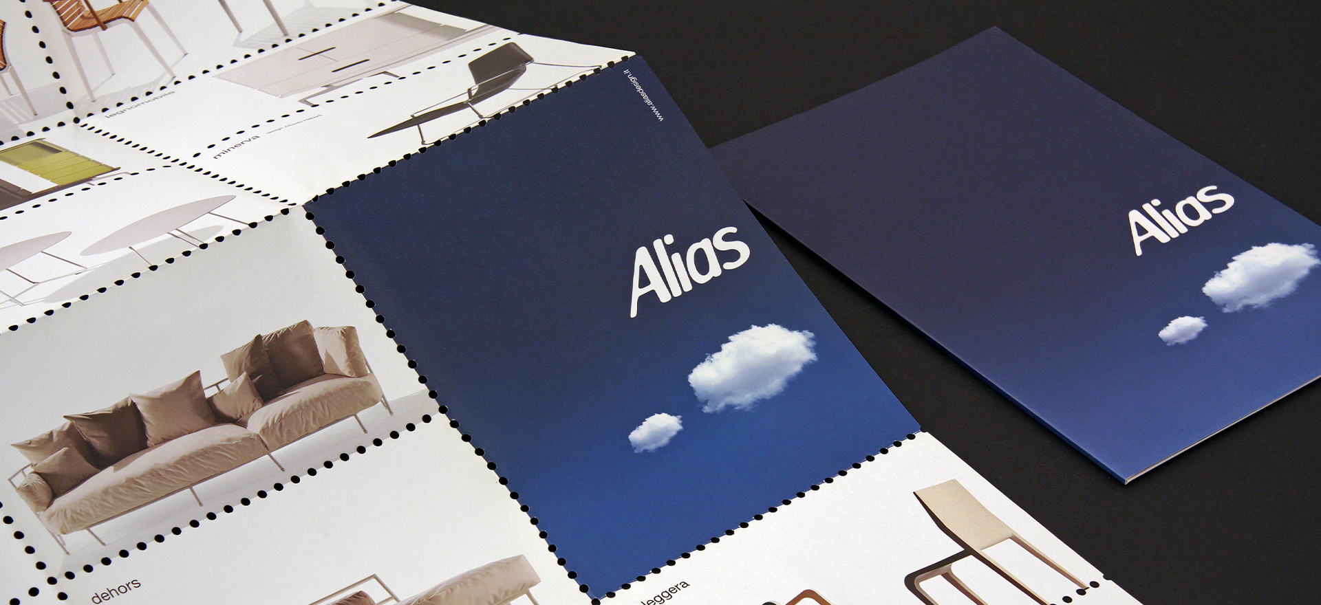 Alias_Catalog_Mario Trimarchi Design_Graphics Branding