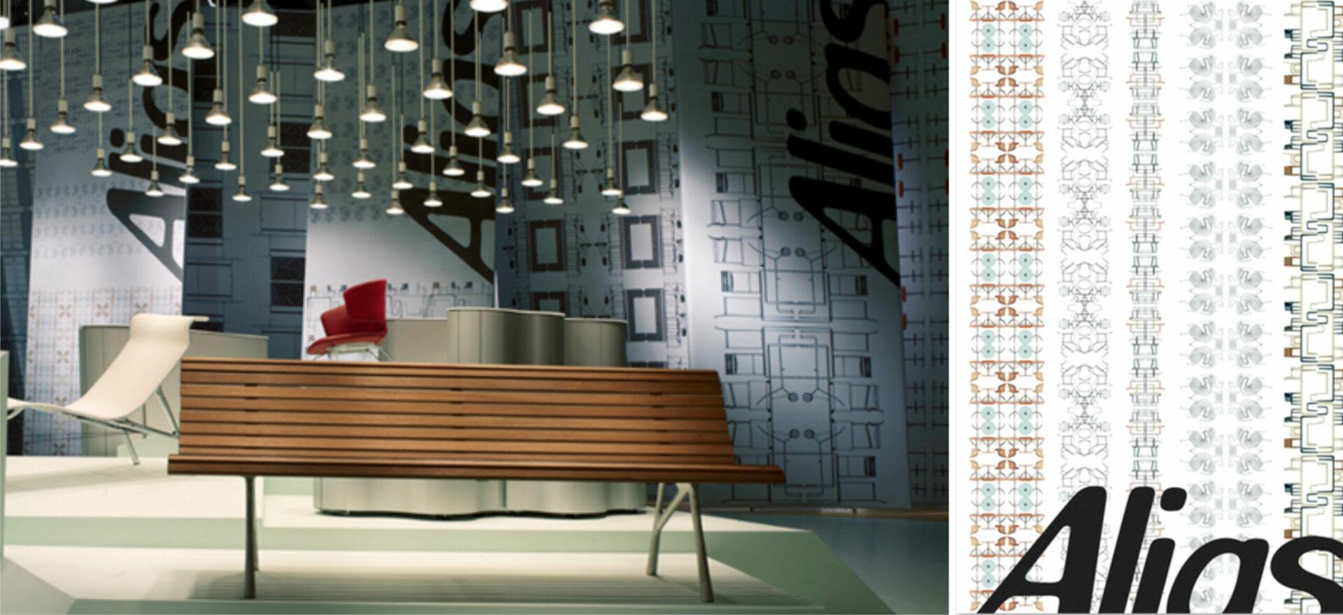 Alias_Exhibition design_Mario Trimarchi Design_Graphics Branding