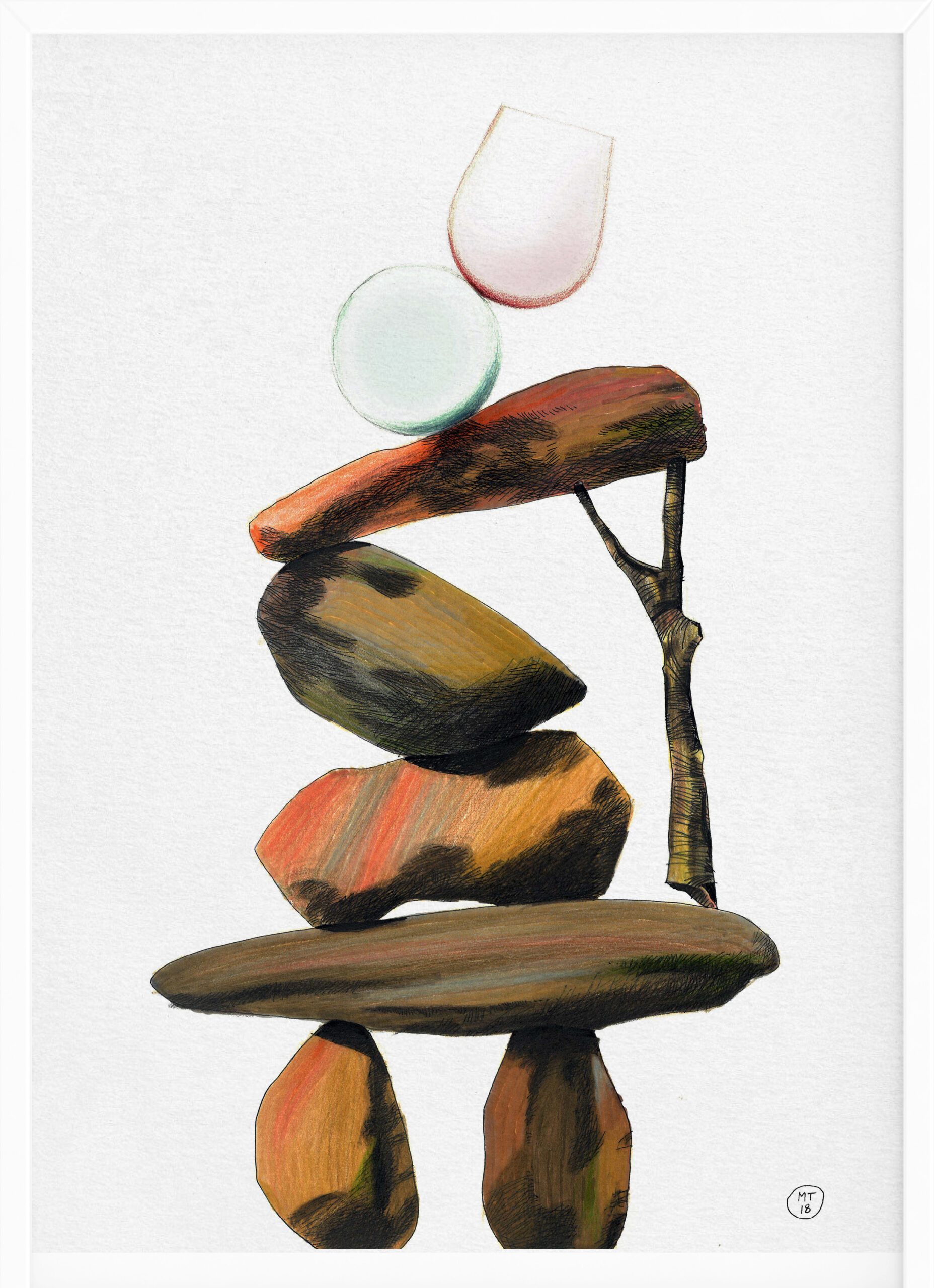 Caos | Drawings | Mario Trimarchi Design4