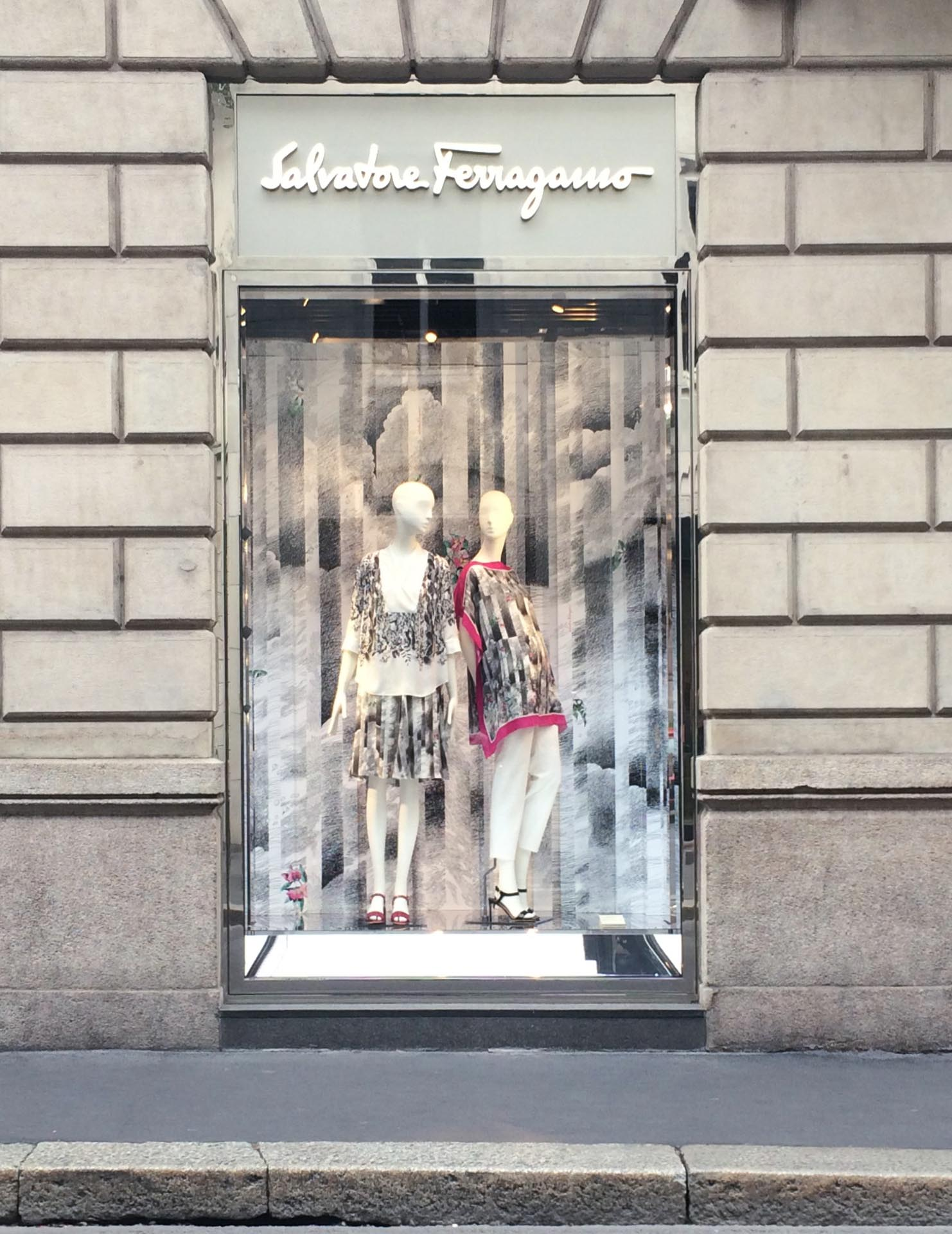 Capsule collection for Salvatore Ferragamo_Mario Trimarchi Design