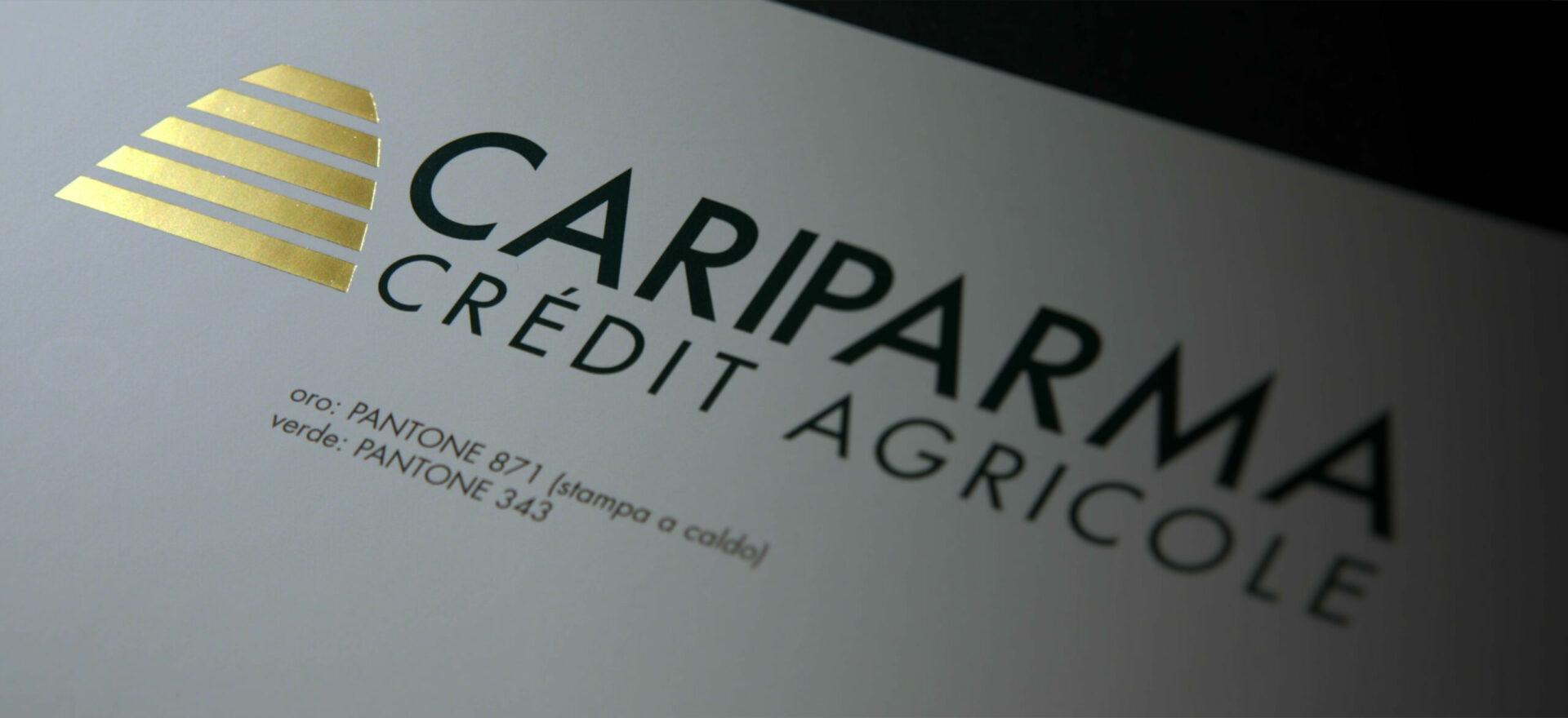 Logo | Graphic Design | Branding | Cariparma | Mario Trimarchi Design | Fragile
