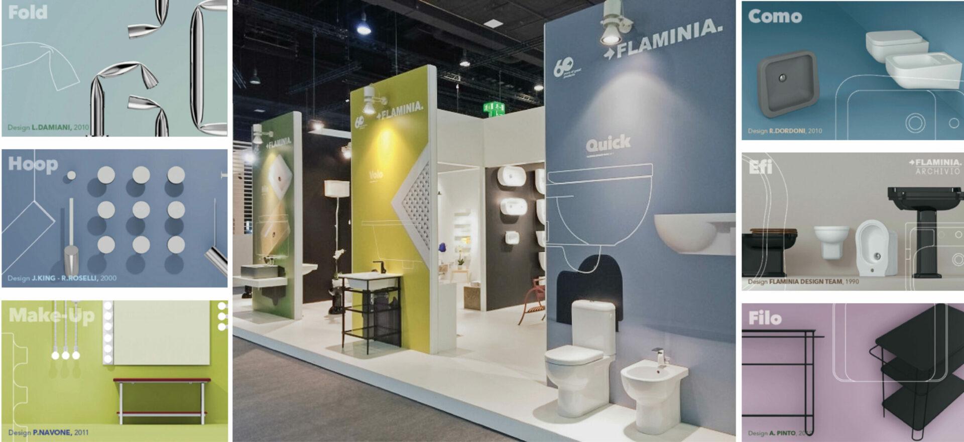 Good Morning Design | Exhibition Design | Ceramica Flaminia | Mario Trimarchi Design | Fragile