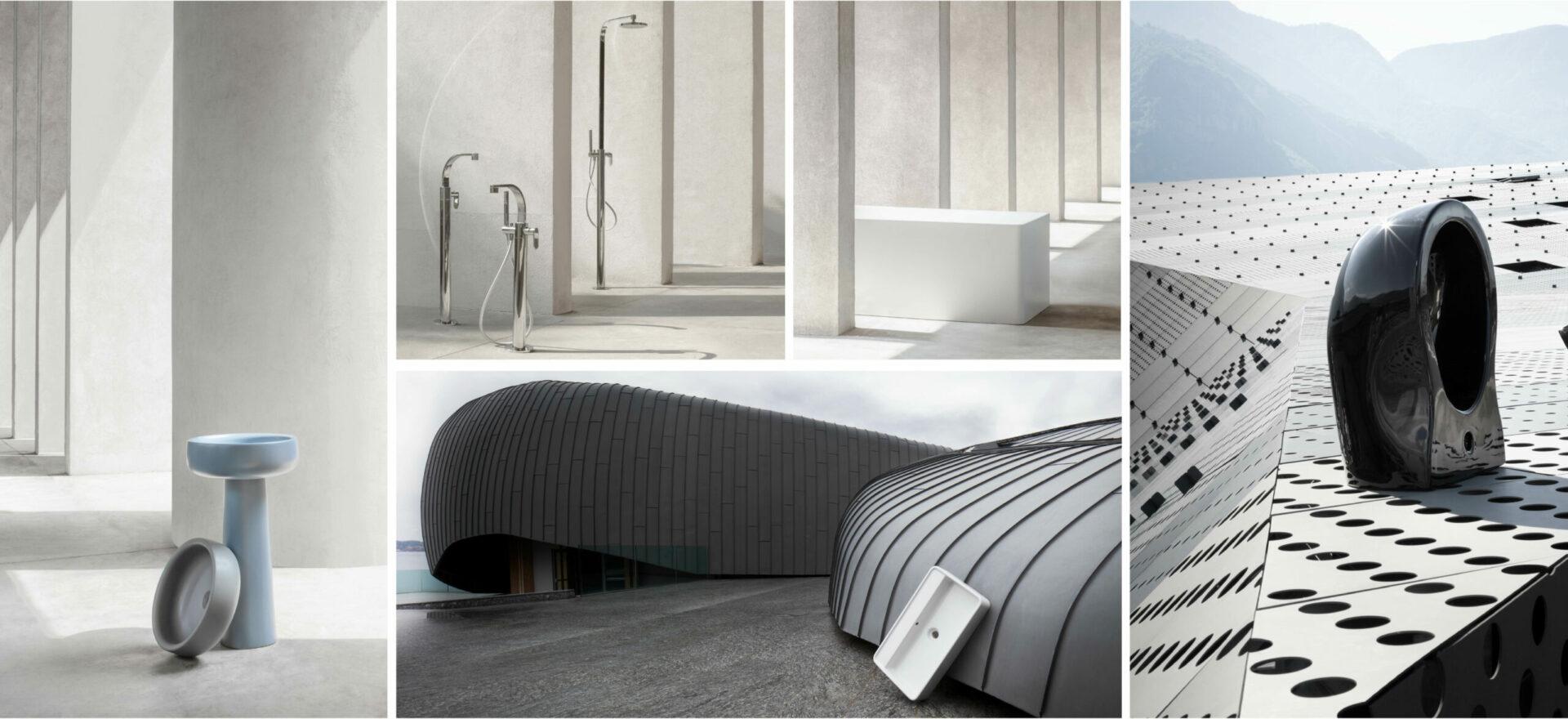 Good Morning Design | Art Direction | Ceramica Flaminia | Mario Trimarchi Design | Fragile