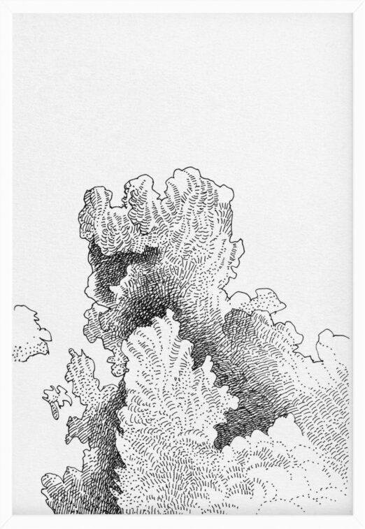Clouds 1 | Drawings | Mario Trimarchi Design2