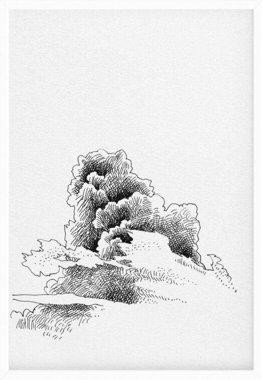 Clouds 1 | Drawings | Mario Trimarchi Design4