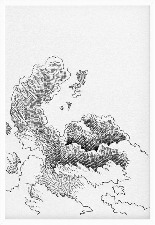 Clouds 1 | Drawings | Mario Trimarchi Design5