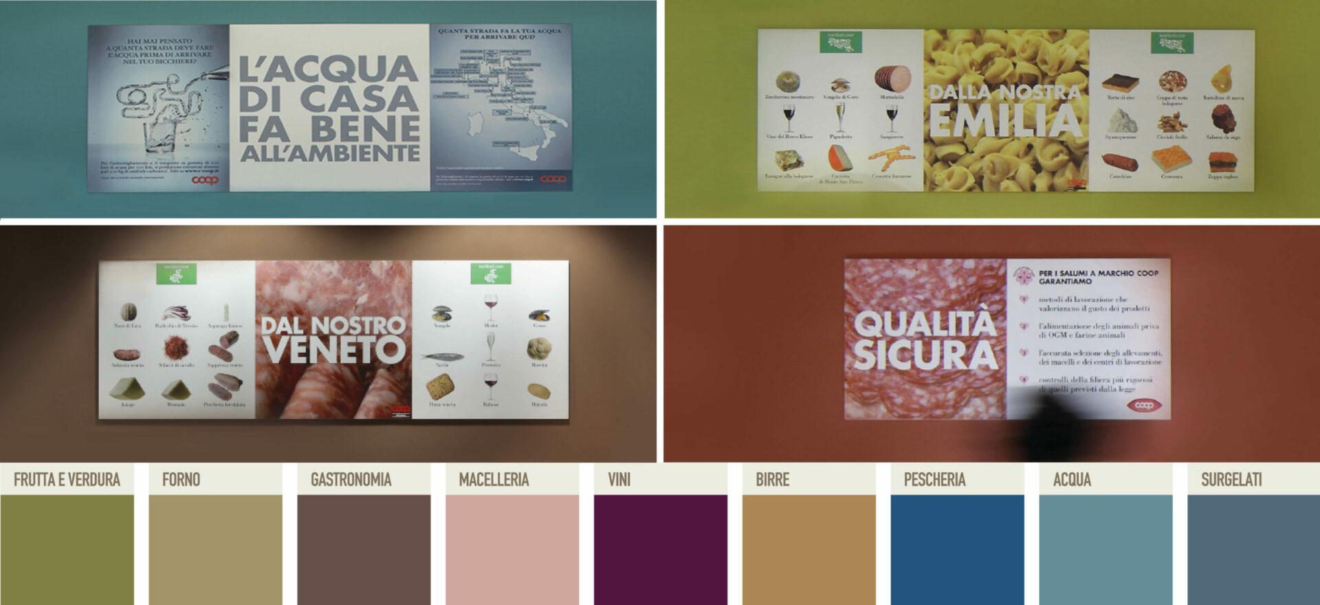 Graphic & Interior Design   Branding   Coop Italia  Mario Trimarchi Design   Fragile