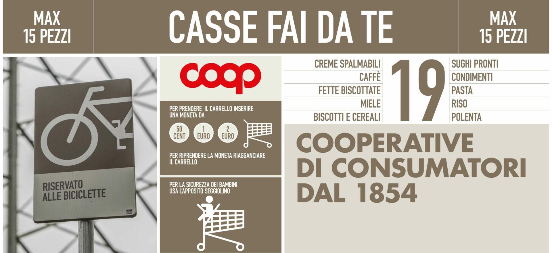 Infographics | Graphic & Interior Design | Branding | Coop Italia| Mario Trimarchi Design | Fragile