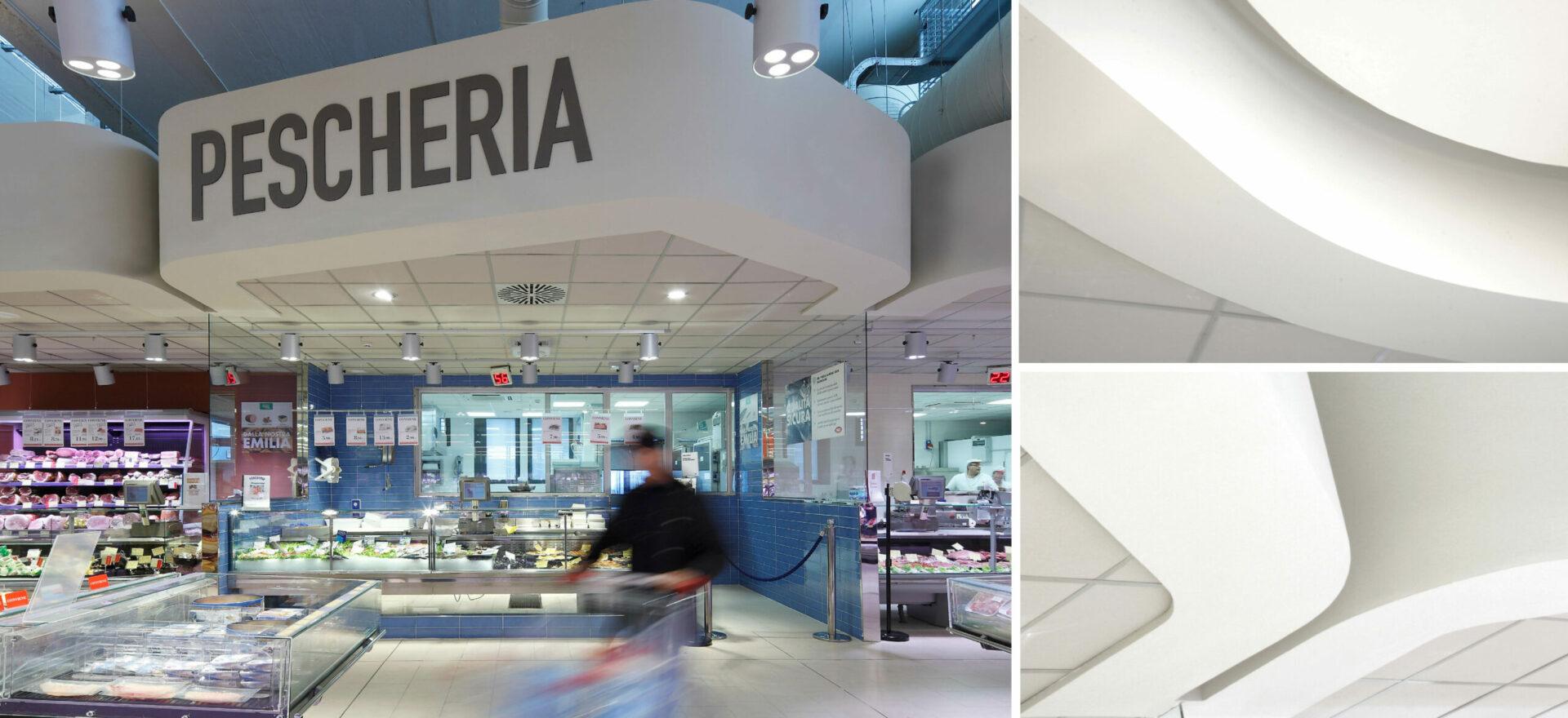 Pescheria | Graphic & Interior Design | Branding | Coop Italia| Mario Trimarchi Design | Fragile