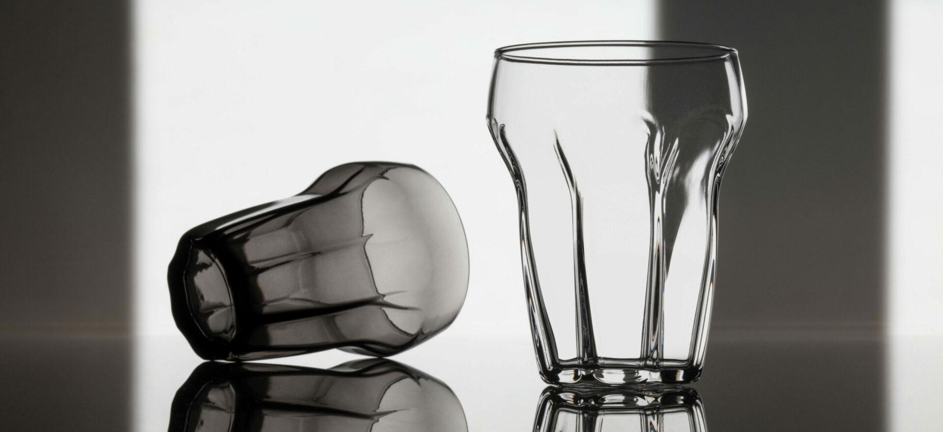 Semplice | Product Design | Glasses | Coop Italia| Mario Trimarchi Design | Ph Santi Caleca