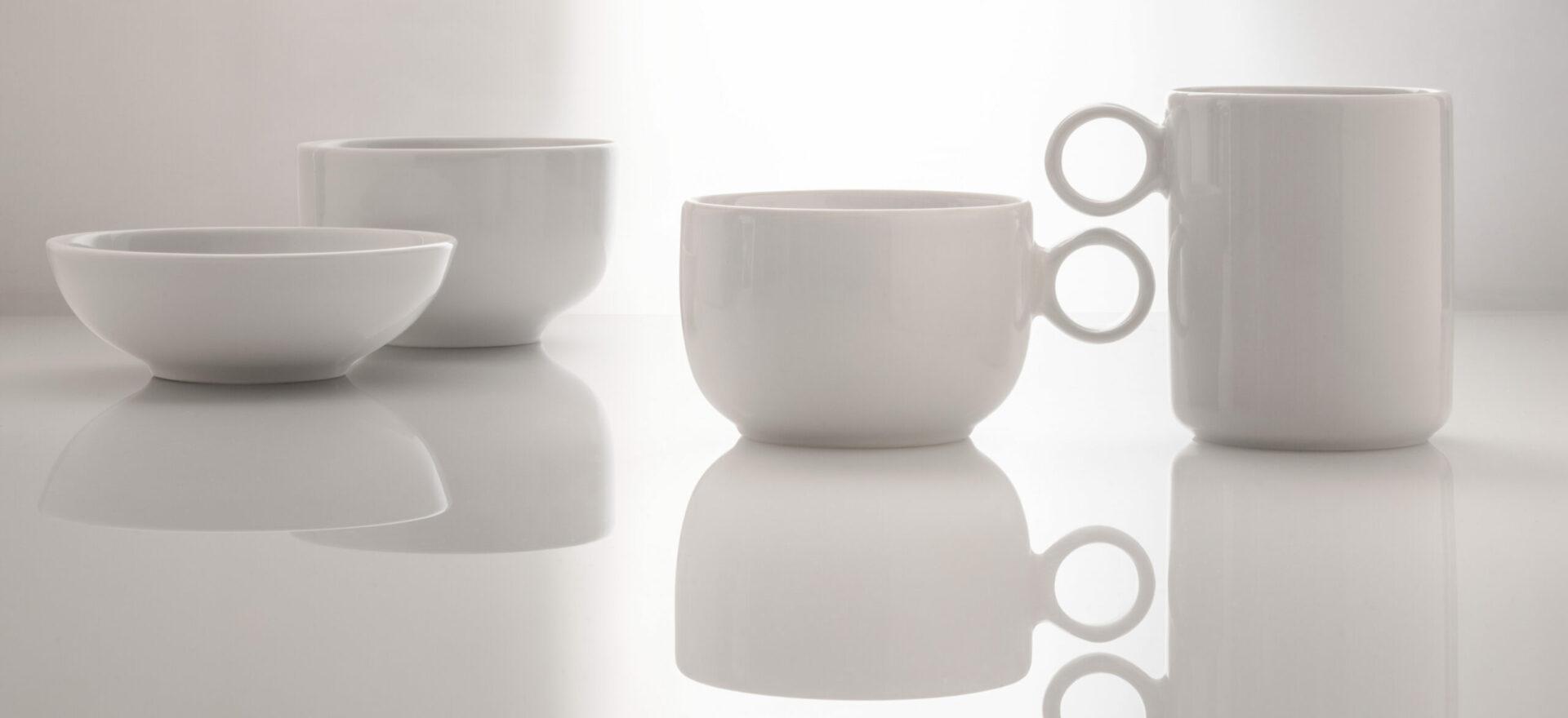 Product Design | Tableware Porcelain | Coop Italia| Mario Trimarchi | Ph Santi Caleca Design | Fragile | Ph Santi Caleca