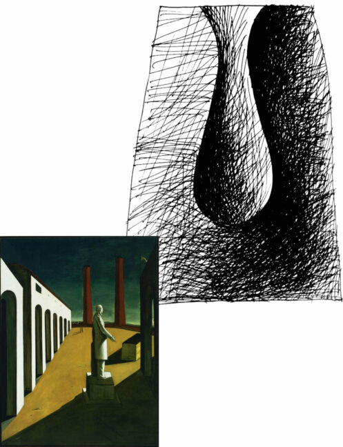 Emptiness | Museum of Modern Art (MOMA) | Art Drawing | Mario Trimarchi Design