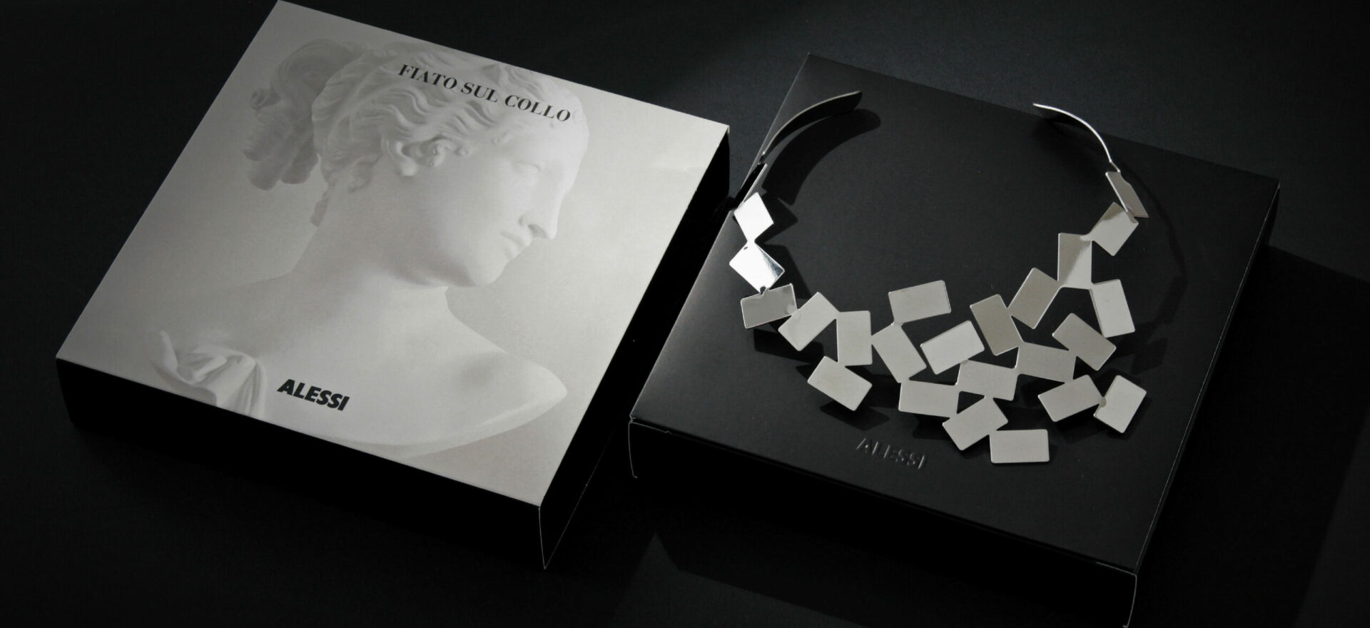 Fiato sul collo_Alessi_Jewelry_packaging design_Mario Trimarchi Design_Product Artworks