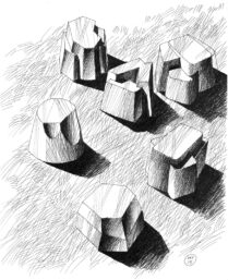 Il tempo della Festa | Product Design | Silicone timbale moulds | Alessi | Mario Trimarchi Design