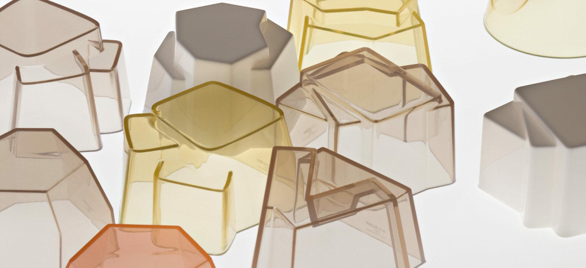 Il tempo della Festa | Product Design | Silicone timbale moulds | Alessi | Mario Trimarchi Design | Ph Santi Caleca