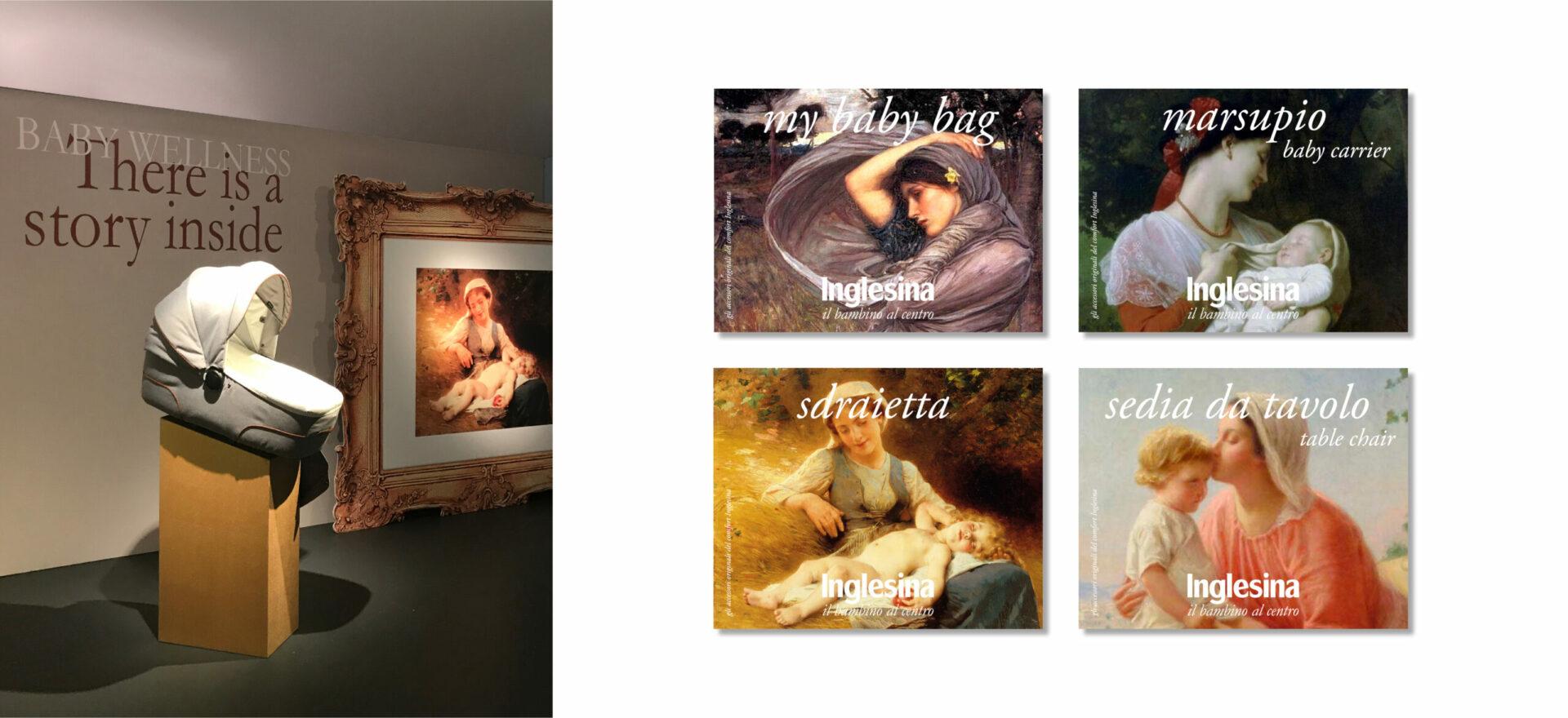 Inglesina_Graphics_Branding_Mario Trimarchi Design