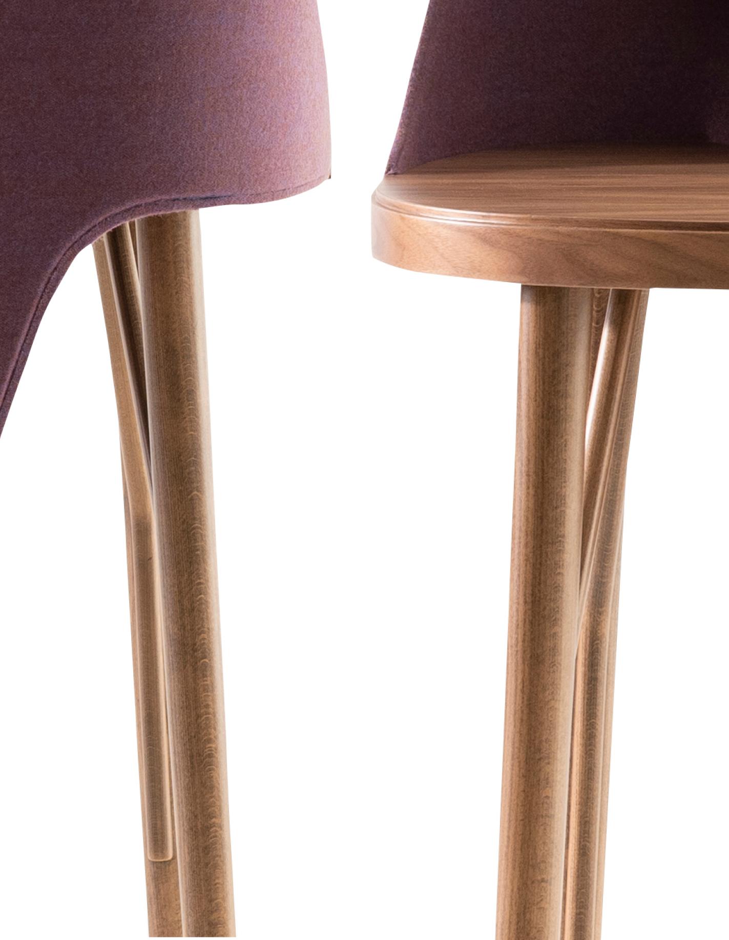 LUNEDI_Addo_workstation_home office_wood and fabric_mobile_Mario Trimarchi Design3