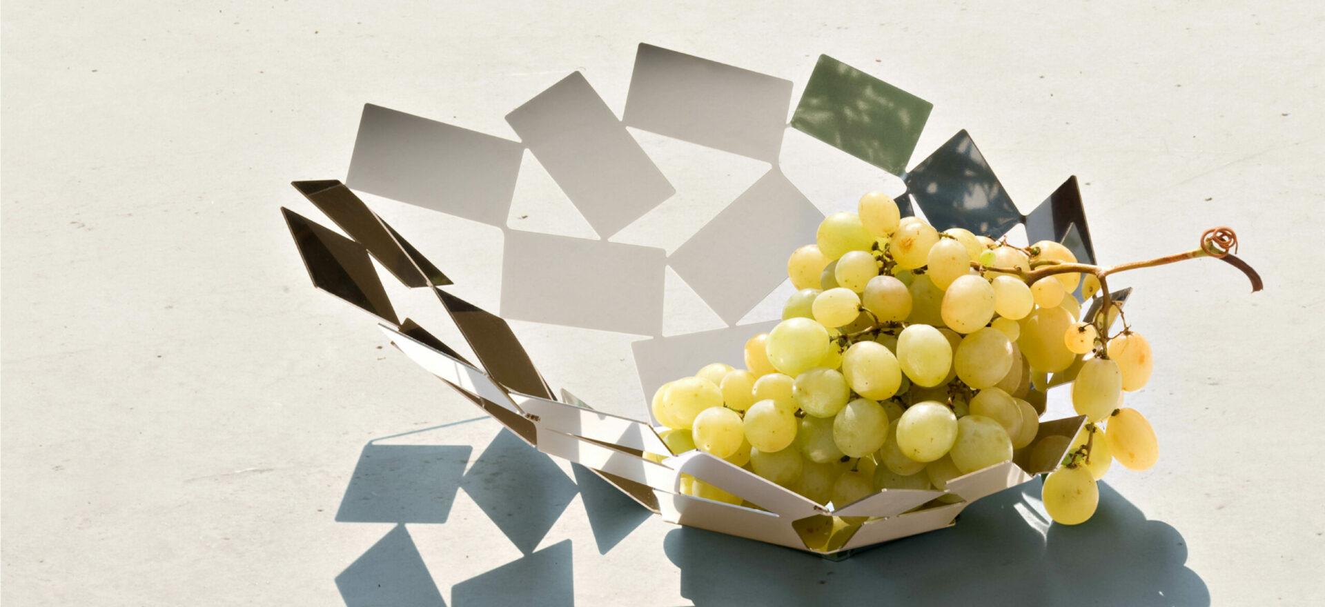 La Stanza dello Scirocco | Product Design | Basket | Alessi | Mario Trimarchi Design | Ph Santi Caleca