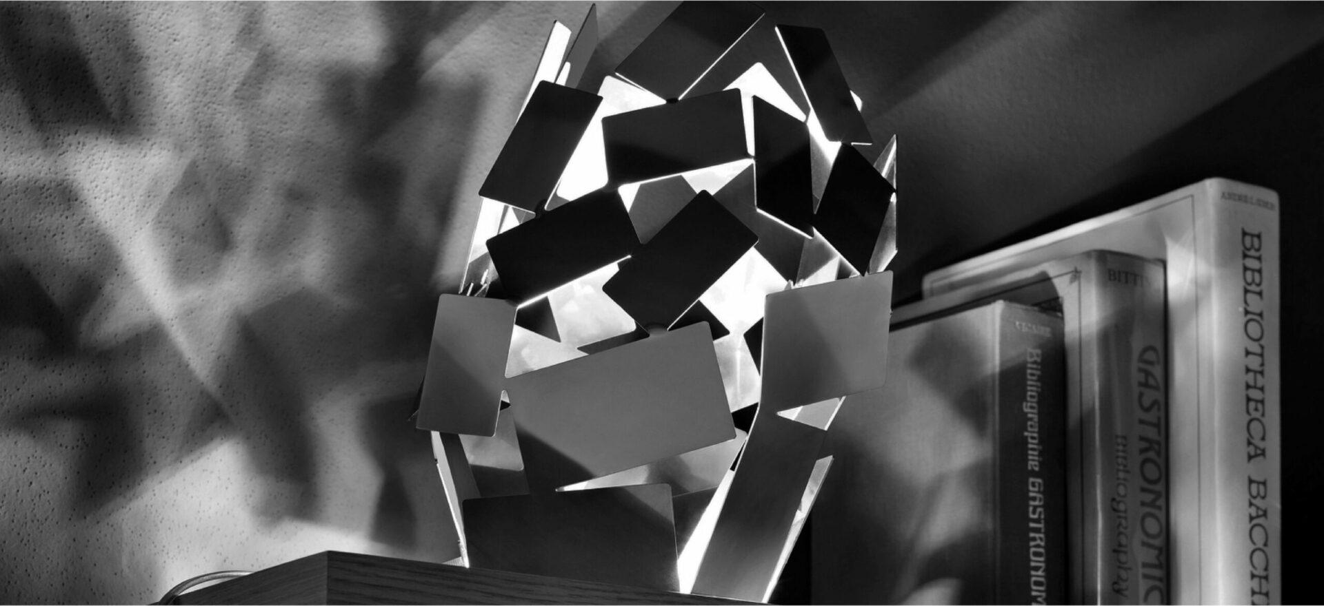 La Stanza dello Scirocco | Product Design | Light | Alessi | Mario Trimarchi Design | Ph Santi Caleca