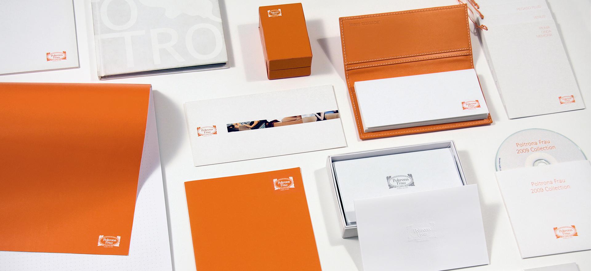 Art Direction | Graphic Design | Branding | Poltrona Frau | Mario Trimarchi Design | Fragile