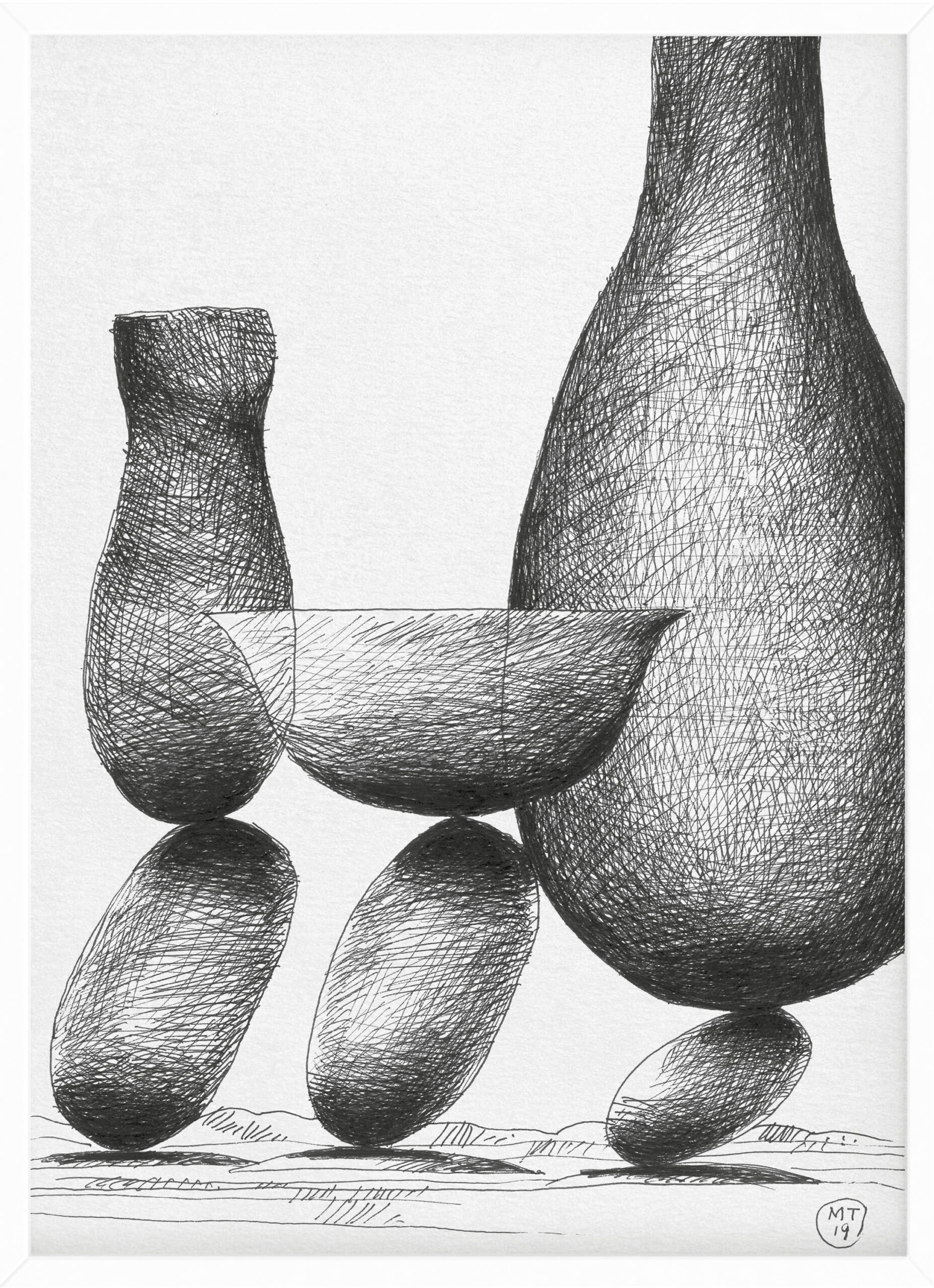 Rain | Drawings | Mario Trimarchi Design
