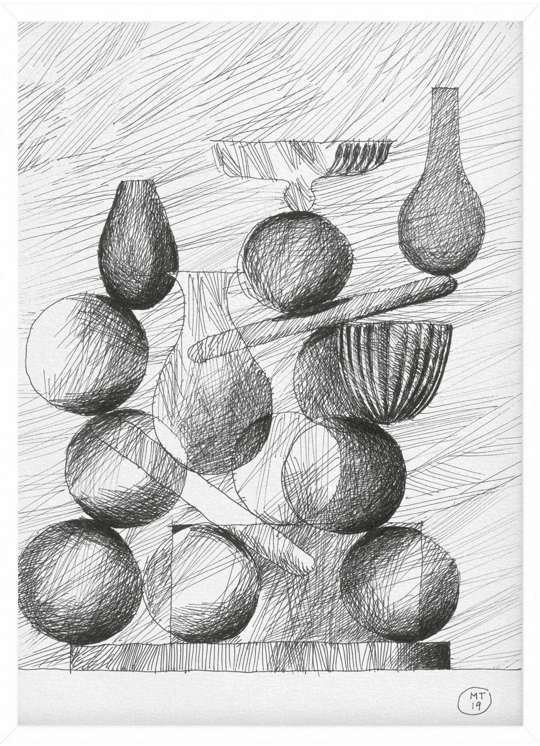 Rain | Drawings | Mario Trimarchi Design3
