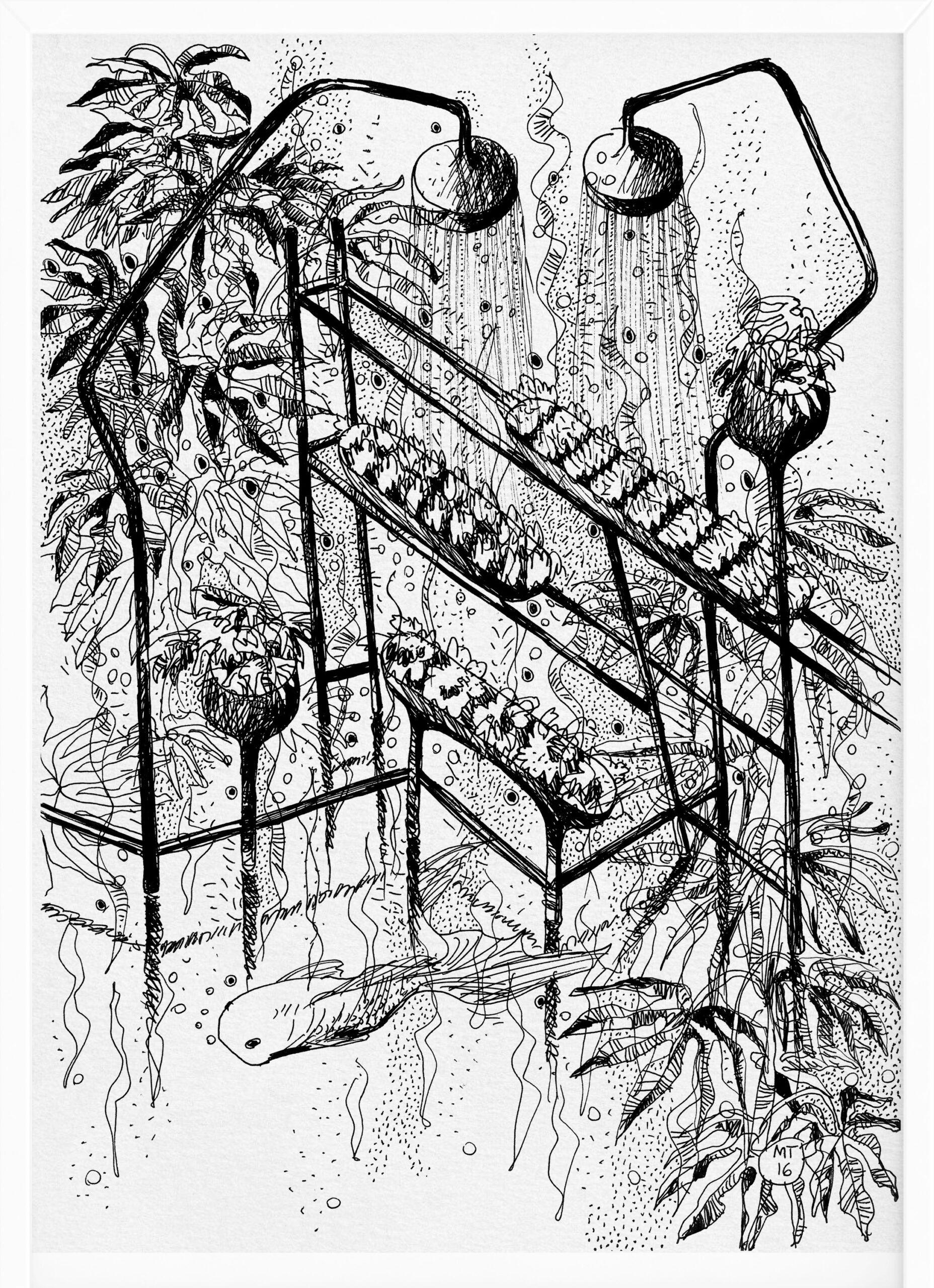 Rain | Drawings | Mario Trimarchi Design5