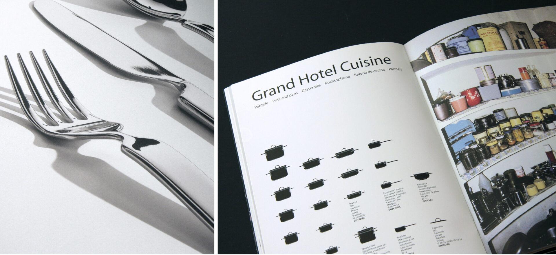 Product Catalogue   Art Direction   Graphic design   Serafino Zani   Mario Trimarchi Design   Fragile