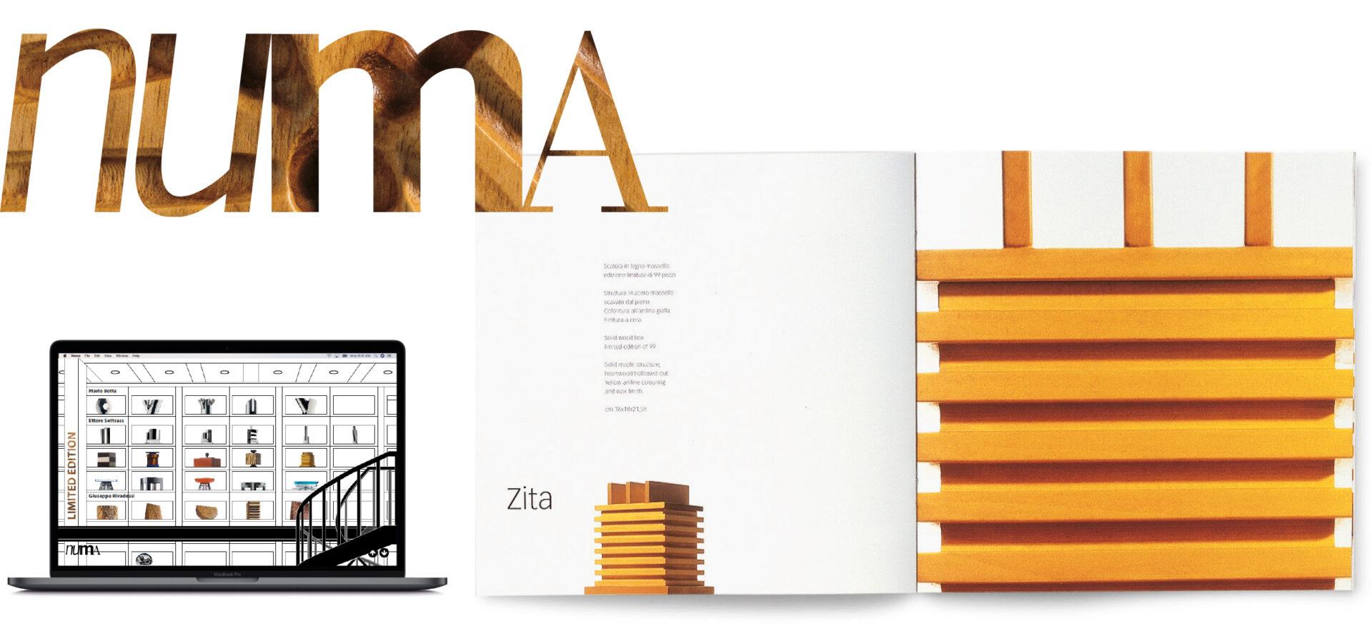 Numa Website   Art Direction   Graphic Design   Serafino Zani   Mario Trimarchi Design   Fragile