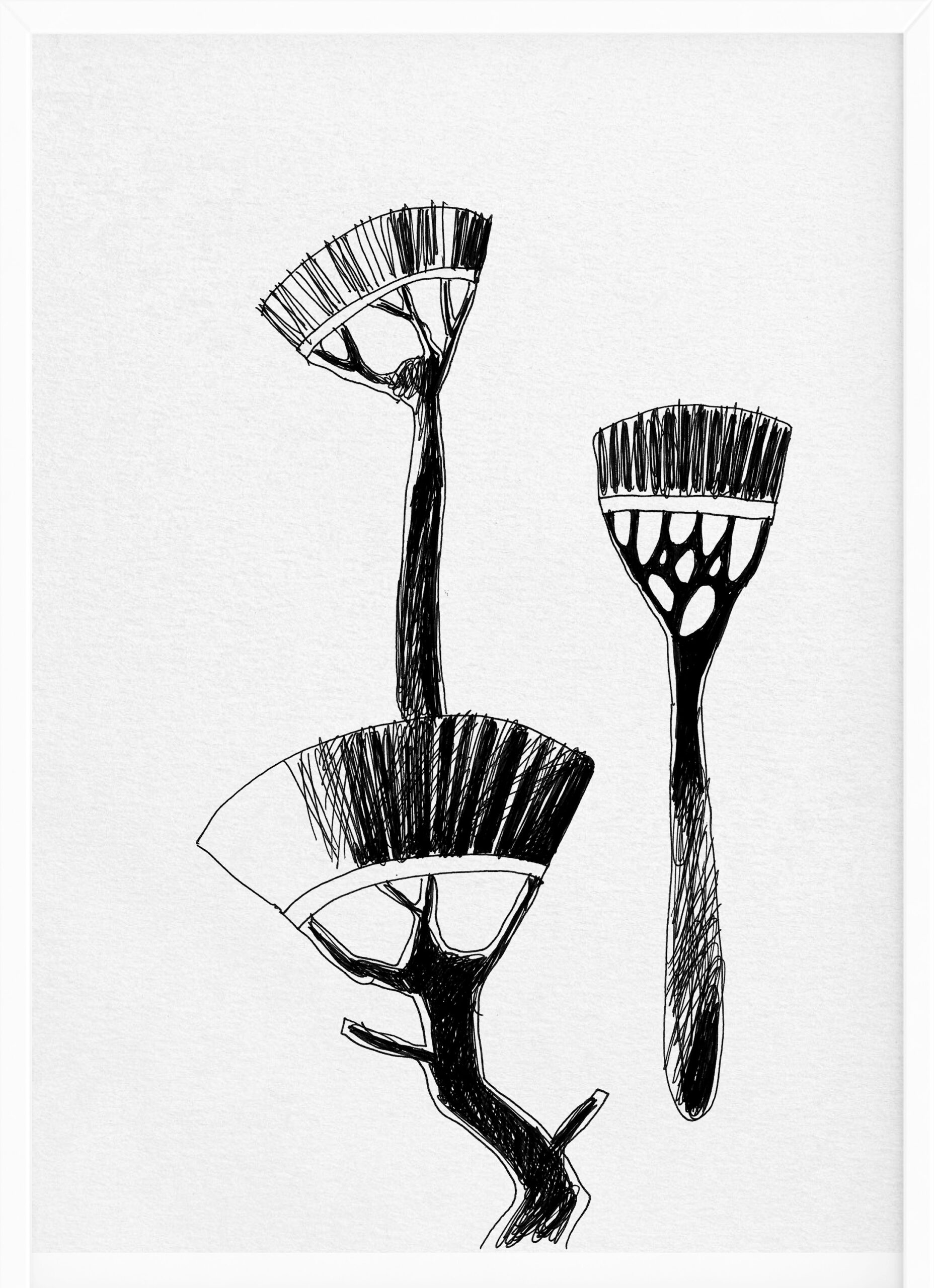 Silence | Drawings | Mario Trimarchi Design