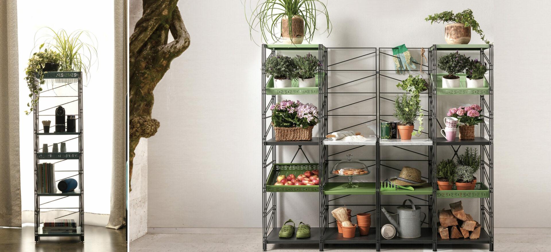 Socrate Outdoor_Outdoor Furniture_Black version__Caimi_Mario Trimarchi Design