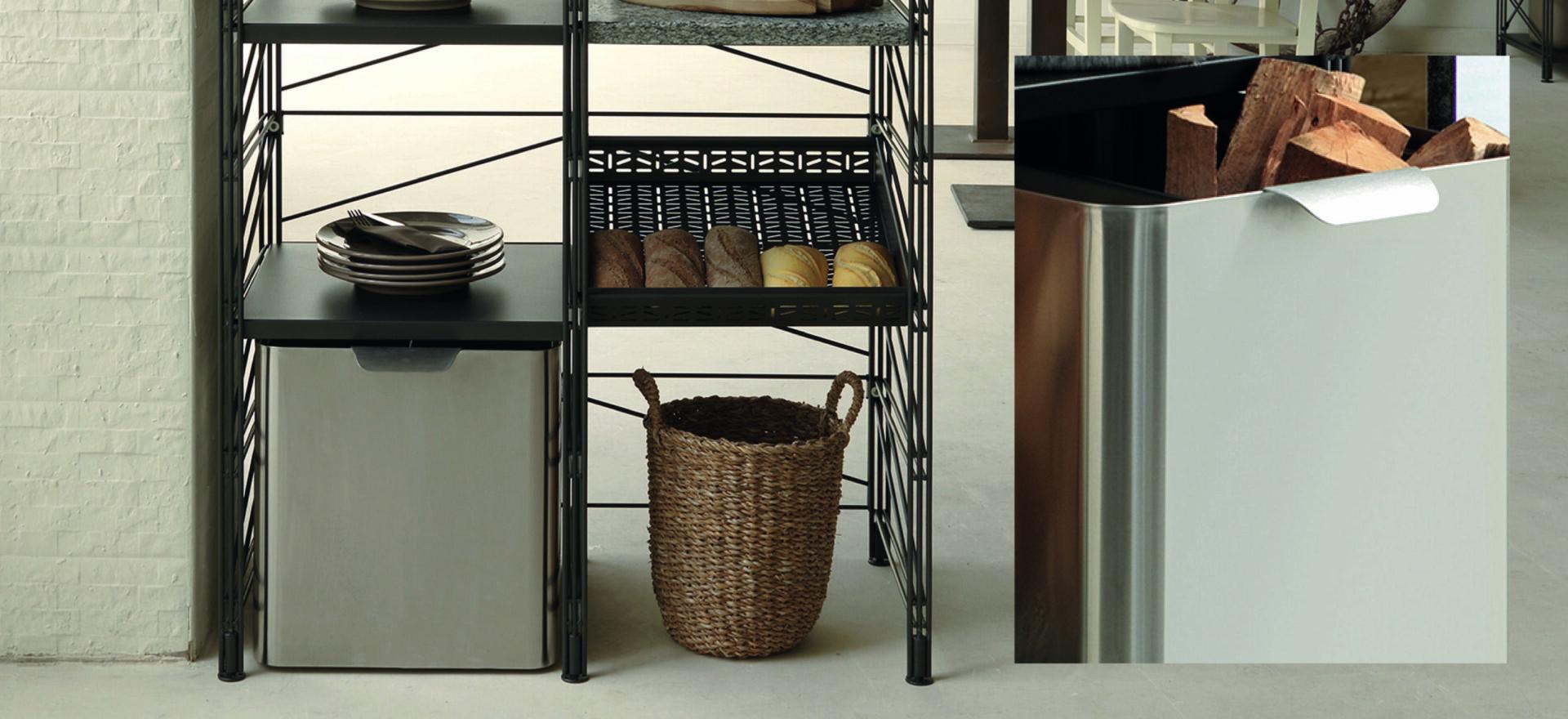 Socrate Outdoor_Outdoor Furniture_Caimi_Storage detailsMario Trimarchi Design