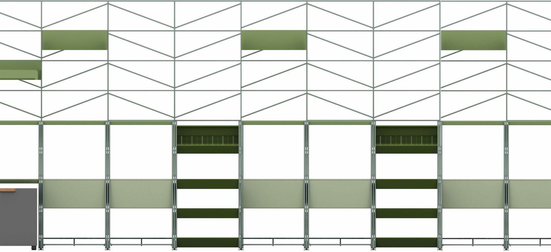 Socrate Outdoor_Outdoor Furniture_Caimi__Pattern_Mario Trimarchi Design