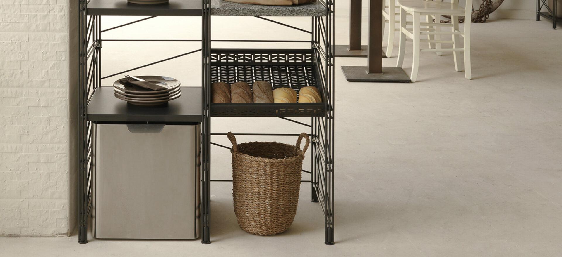 Socrate Outdoor_Outdoor Furniture_Caimi__Storage detailsMario Trimarchi Design